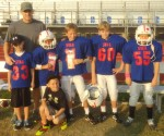 CONCUSSION AWARENESS KITS DISTRIBUTED TO YOUTH FOOTBALL LEAGUES IN NORTH DALLAS